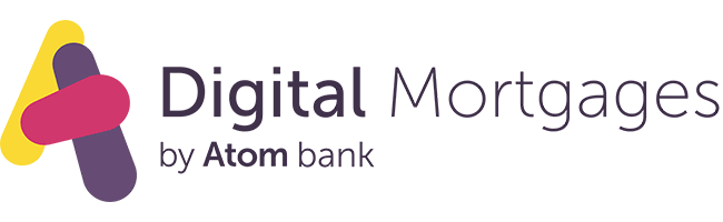 Digital Mortgages by Atom Bank for Intermediaries logo