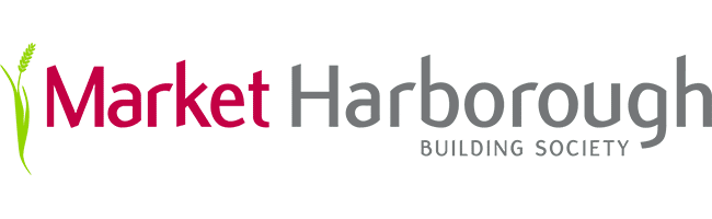 Market Harborough Building Society logo