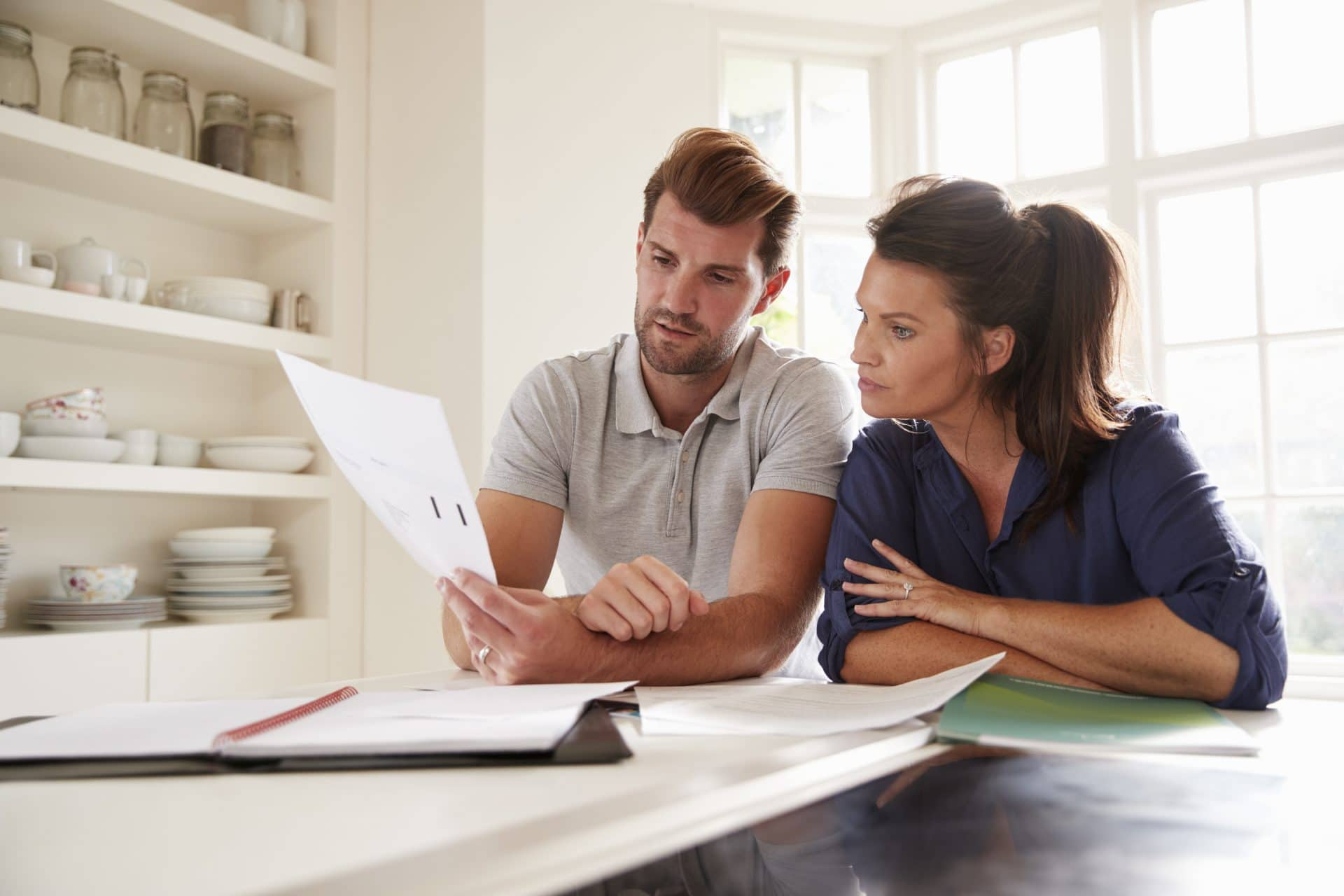 insurance and mortgage planning